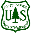 U.S. Forest Service - Department of Agriculture Logo