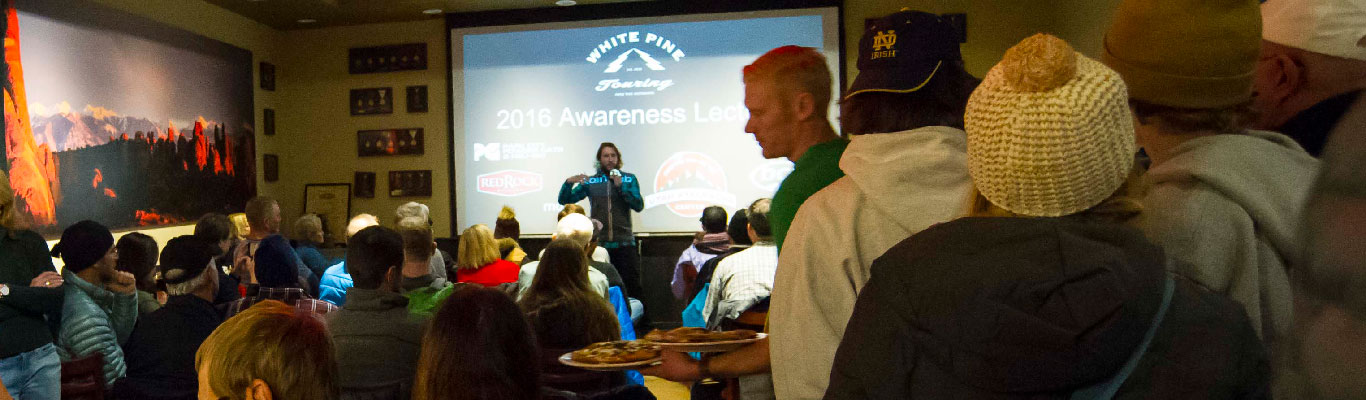 Free Avalanche Awareness Lecture in Park City, UT