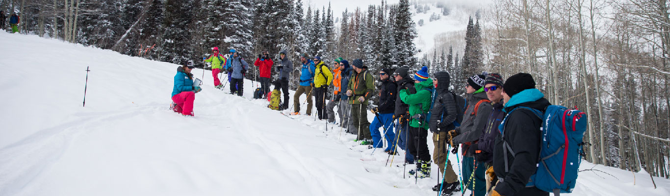 AIARE 2 Avalanche Course in Park City, UT