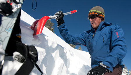 Avalanch Training with White Pine Touring
