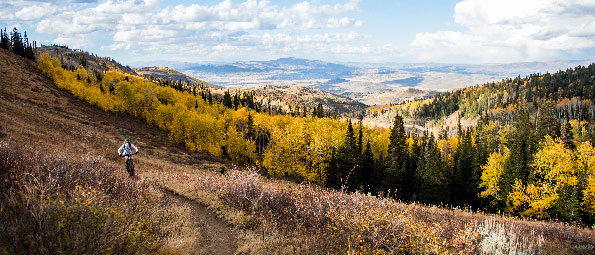 Epic Mountain Bike Tour in Park City, UT