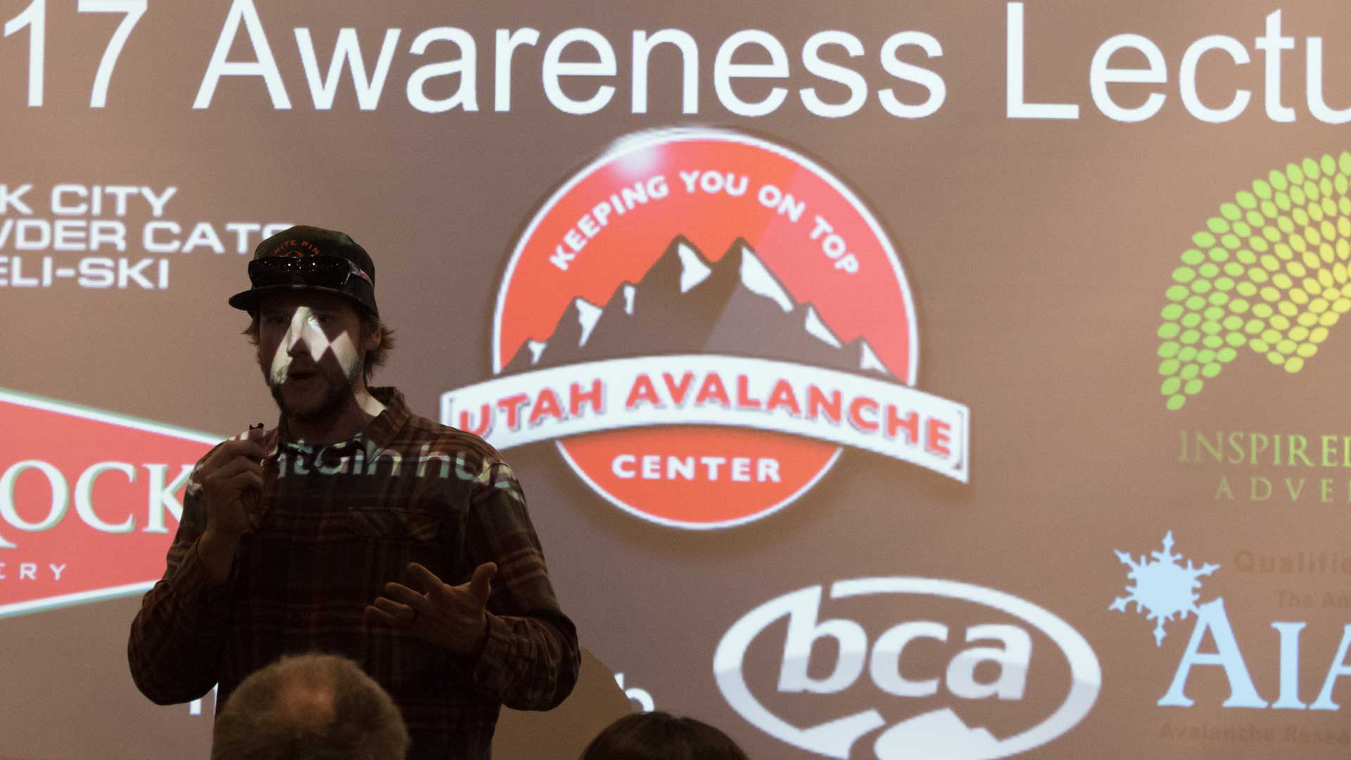 Free Avalanche Awareness Lecture from White Pine Touring in Park City, UT.