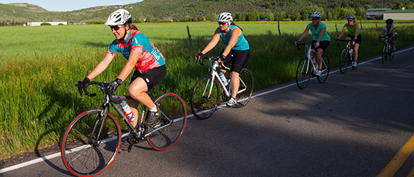 Guided Road Bike Tours in Park City, UT