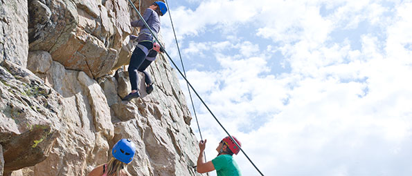 Guided Wilderness Rock Climbing Tour in the Uinta Mountains, UT