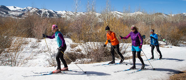Local Cross Country Skiing Tour in Park City, UT