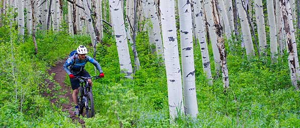 Local Mountain Bike Tour in Park City, UT