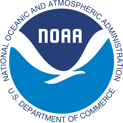 National Oceanic and Atmospheric Association Logo