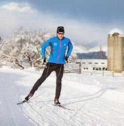 Nordic Skiing with White Pine Touring