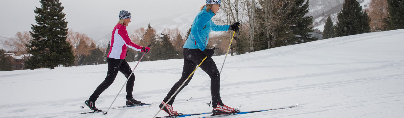 Private Classic Cross Country Skiing Lesson in Park City, UT