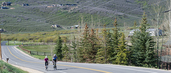 Road Bike 201 Lesson in Park City, UT