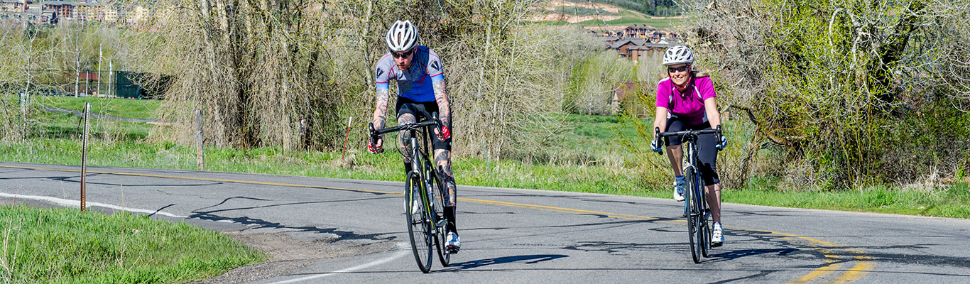 Road Biking Lesson 301 from White Pine Touring in Park City, UT