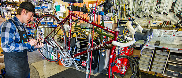 Road Bike Tuning in Park City, UT