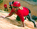 Guided Uinta Rock Climbing Tour