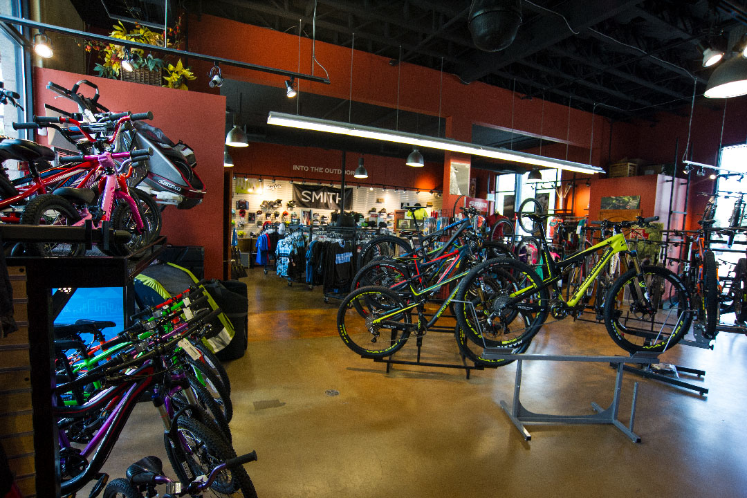 White Pine Touring Store View